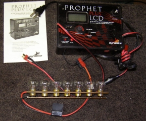 Team Associated TC3 Lot - Prophet Plus Charger Discharger