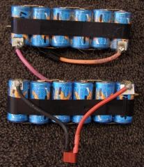 Team Associated TC3 Lot - Reedy Zapped Battery Packs