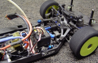 Team Associated TC3 Lot - Tekin G12c ESC Futaba Receiver Wiring