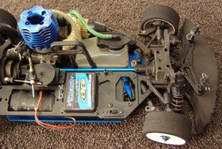 Team Associated NTC3 Nitro TC3 Lot - Over Front Body Off