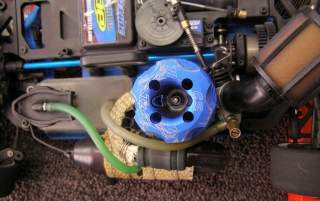 Team Associated NTC3 Nitro TC3 Lot - Over Top Engine and 2 Speed