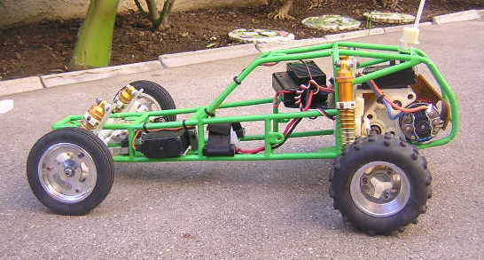 RC10 Tube Chassis Project   Robobugs R/C