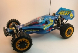 Tamiya Avante 58072 - Left Side Overall