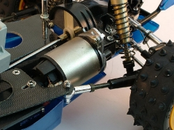 Tamiya Avante 58072 - Motor and Main Gearbox